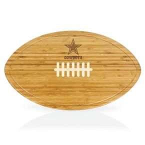 Picnic Time Dallas Cowboys Kickoff Cutting Board
