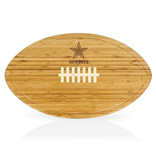 Picnic Time Dallas Cowboys Kickoff Cutting Board - Dallas cowboys picnic table