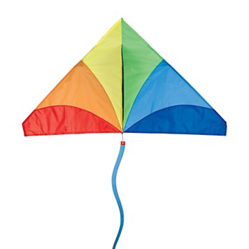 Premier Kites Bold Innovations 56-in. Traditional Rainbow Delta Kite