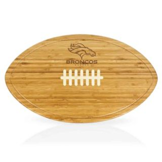Picnic Time Denver Broncos Kickoff Cutting Board