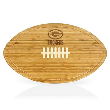 Picnic Time Green Bay Packers Kickoff Cutting Board