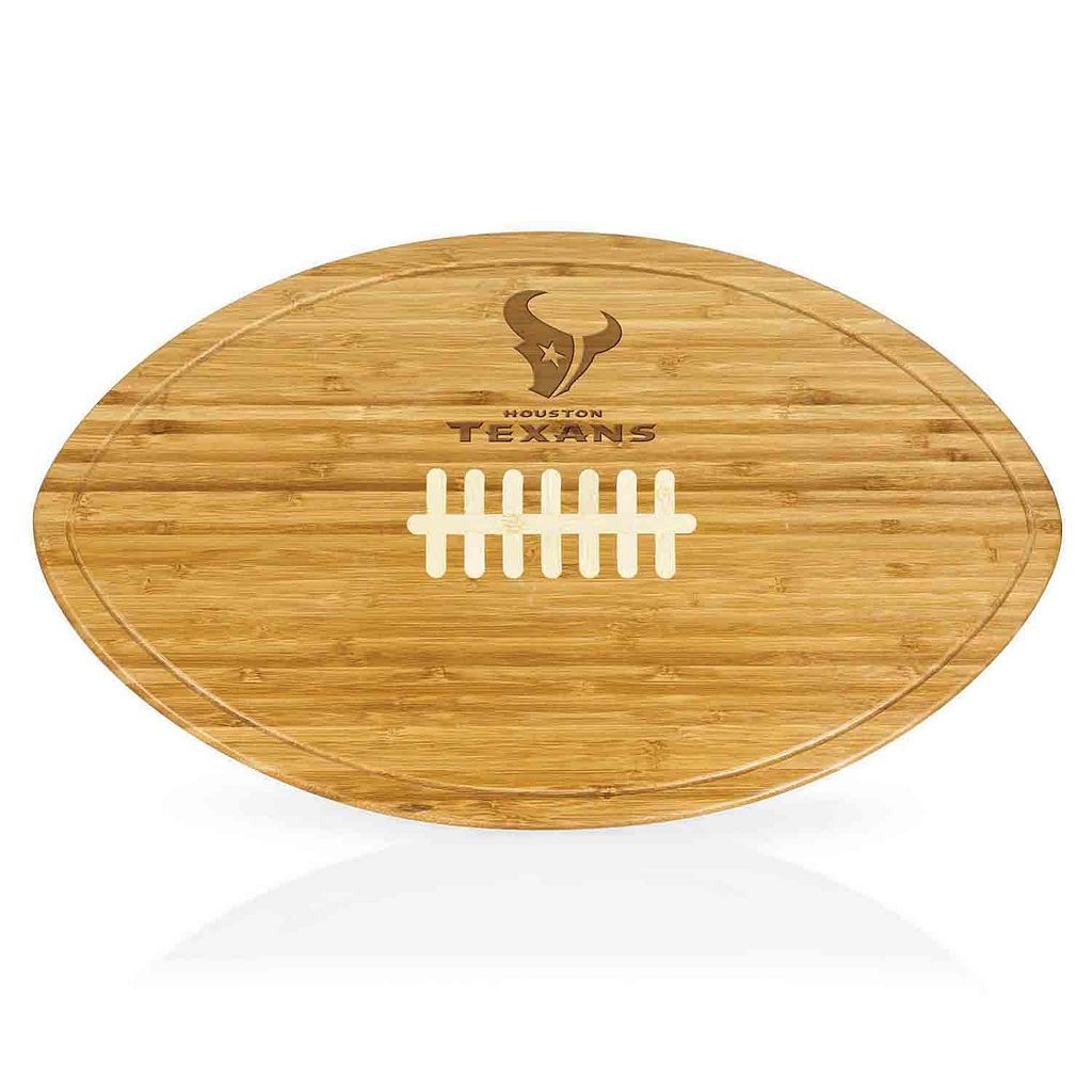 Picnic Time Houston Texans Kickoff Cutting Board