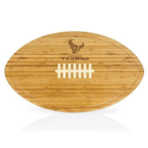 Picnic Time Houston Texans Kickoff Cutting Board