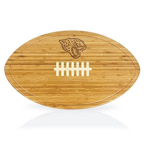 Picnic Time Jacksonville Jaguars Kickoff Cutting Board