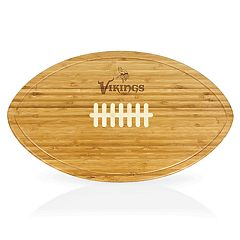 Picnic Time Minnesota Vikings Kickoff Cutting Board