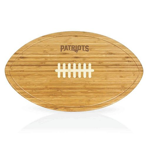 Picnic Time New England Patriots Kickoff Cutting Board