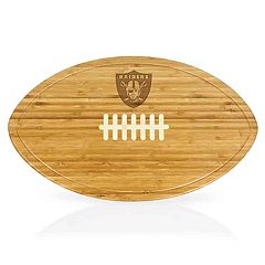 Picnic Time Oakland Raiders Kickoff Cutting Board