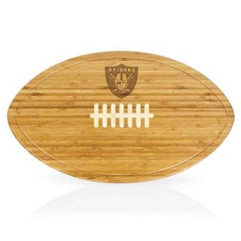 Picnic Time Oakland Raiders Kickoff Cutting Board