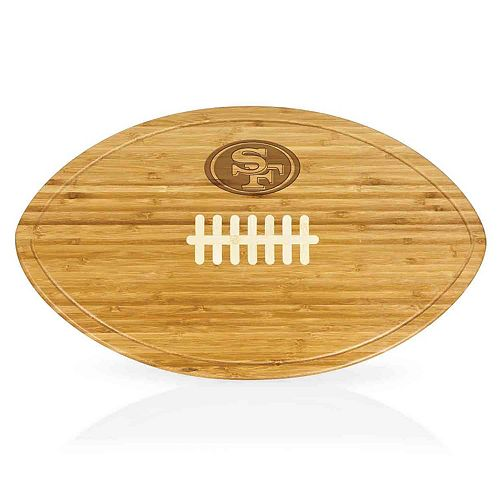 Picnic Time San Francisco 49ers Kickoff Cutting Board