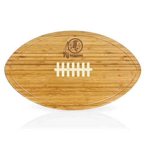 Picnic Time Washington Redskins Kickoff Cutting Board
