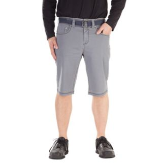 Men's Axe & Crown Relaxed-Fit Embroidered Pocket Shorts