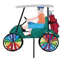 Premier Kites Premier Designs 17-in. Golf Cart Spinner