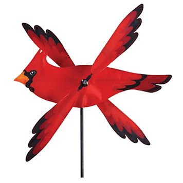 Premier Kites Premier Designs 17-in. Cardinal Whirligig