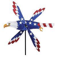 Premier Kites Premier Designs Patriotic Eagle 18-in. Whirligig