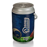 Picnic Time Los Angeles Rams Mega Can Cooler
