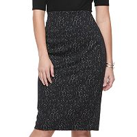 Women's Apt. 9® Tummy Control Pull-On Pencil Skirt