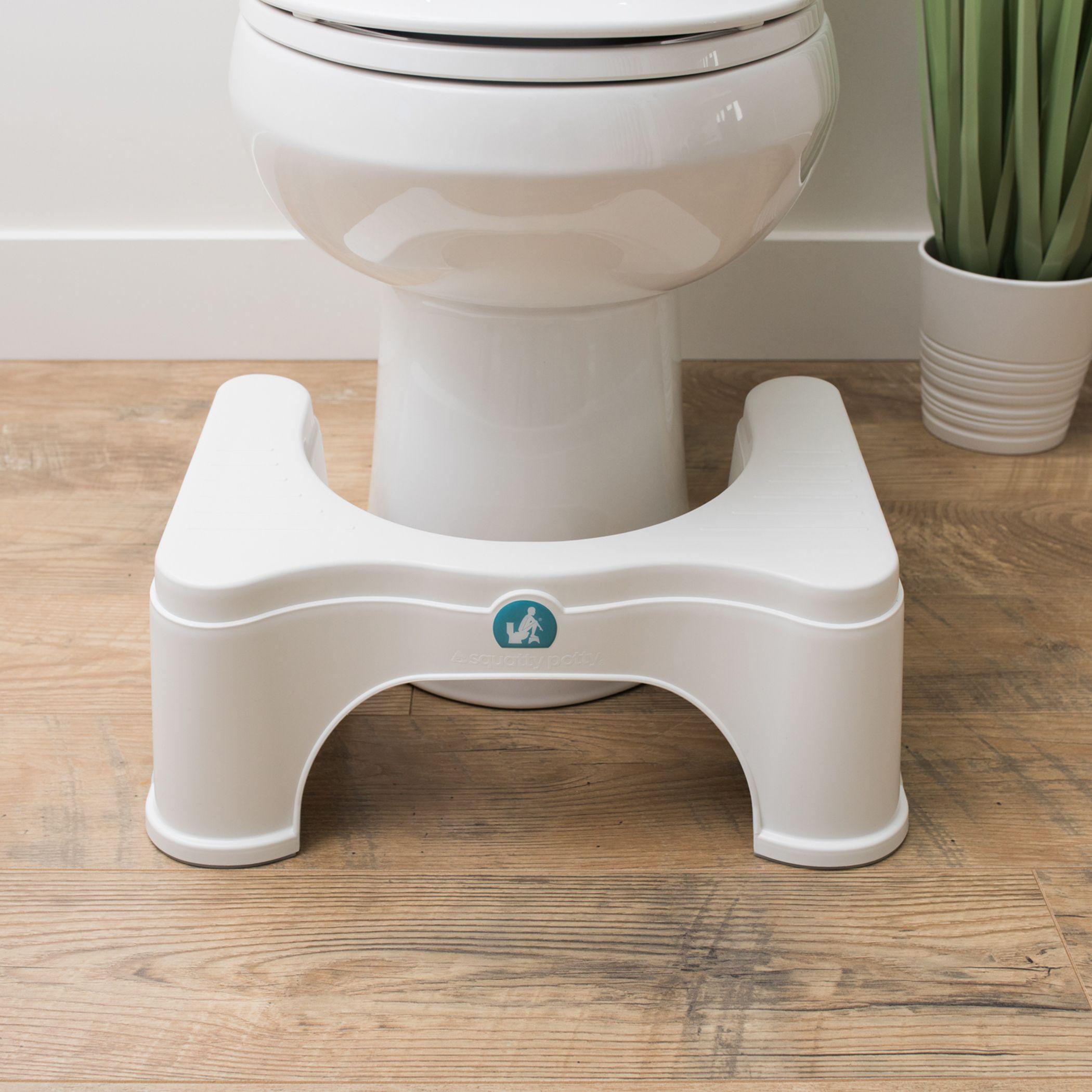 Squatty Potty Ecco 2 Base Toilet Stool  sc 1 st  Kohlu0027s & Potty Ecco 2 Base Toilet Stool islam-shia.org