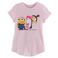 Girls 4-10 Jumping Beans® Despicable Me Minion, Unicorn & Agnes Tee