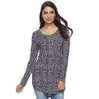 Women's Apt. 9® Essential Tunic