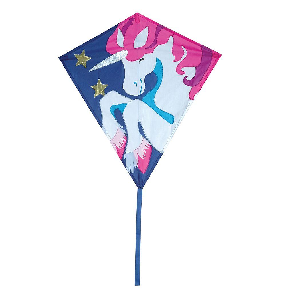 Premier Kites Premier Designs Trixie Unicorn 30-in. Diamond Kite