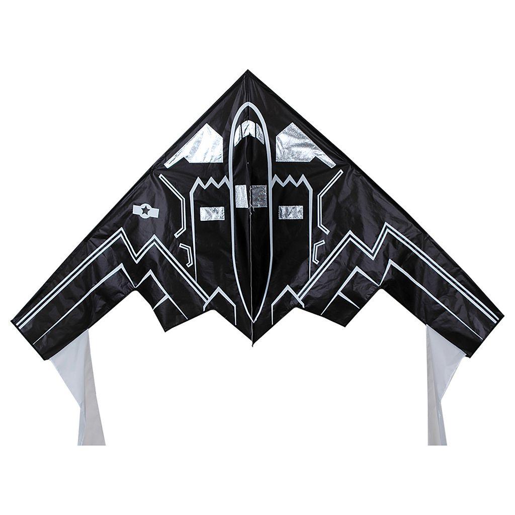 Premier Kites Premier Designs Stealth Bomber 56-in. Delta Kite