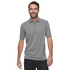 Men's Croft & Barrow® Classic-Fit Outdoor Slubbed Performance Polo