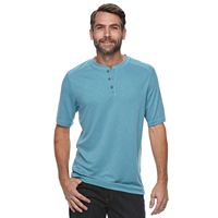 Men's Croft & Barrow® Classic-Fit Outdoor Performance Henley