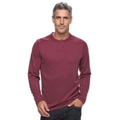 Men's Croft & Barrow® Classic-Fit Outdoor Slubbed Performance Tee