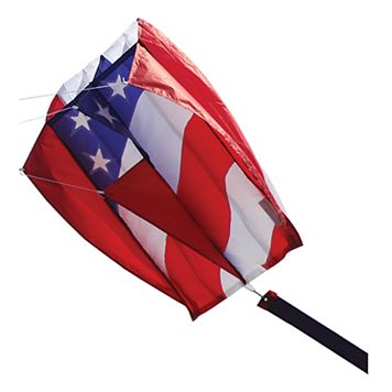 Premier Kites Premier Designs Patriotic Parfoil 2 Kite