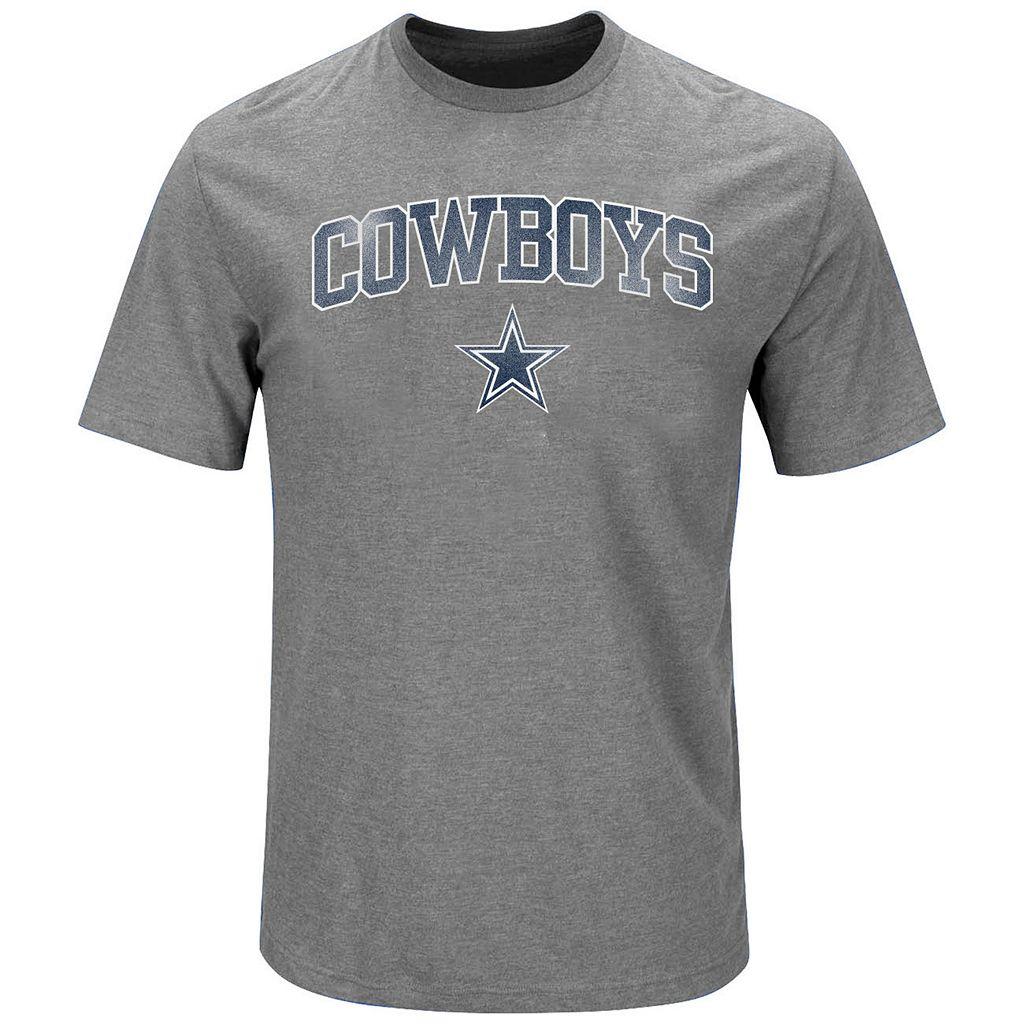 Big & Tall Dallas Cowboys Arch Tee