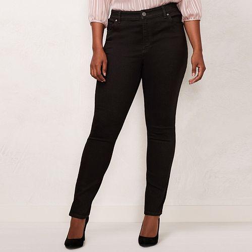 Plus Size LC Lauren Conrad Skinny Jeans