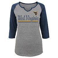 Juniors' West Virginia Mountaineers Over the Line Tee