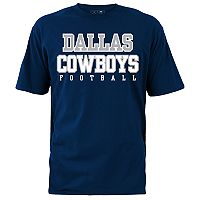 Big & Tall Dallas Cowboys Football Tee