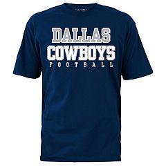 Big & Tall Dallas Cowboys Football Tee