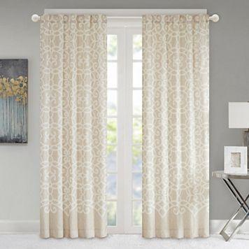 Madison Park 2-pack Beatrice Window Curtain