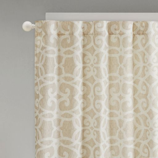 Madison Park 2-pack Beatrice Window Curtain