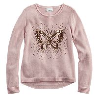 Girls 4-12 SONOMA Goods for Life™ Rollneck Pullover Sweater
