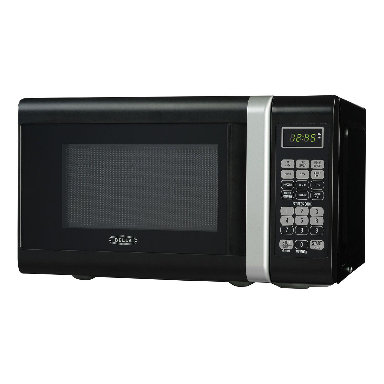 Bella 700 Watt Microwave Oven