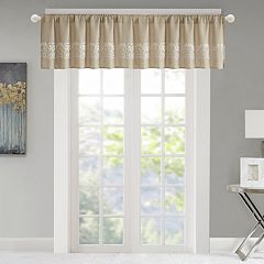 Madison Park Beatrice Window Valance