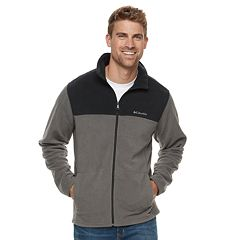Men's Columbia Fort Spencer Stretch Fleece Jacket