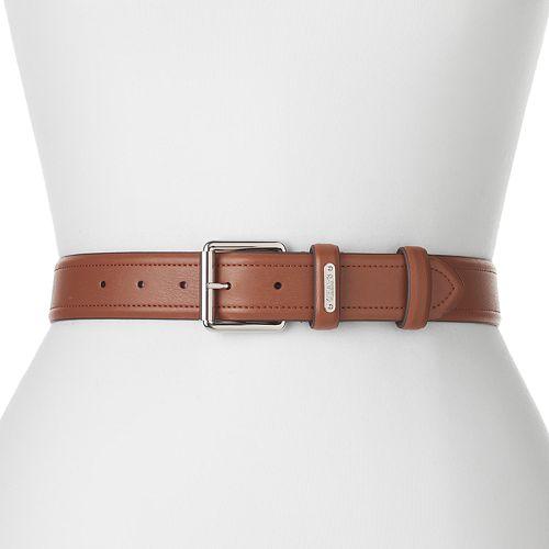 Women's Chaps Stitched Belt