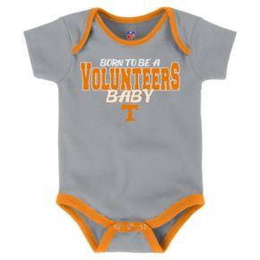 Baby Tennessee Volunteers Playmaker 3-Pack Bodysuit Set