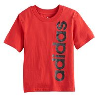 Boys 4-7x adidas Vertical Graphic Tee