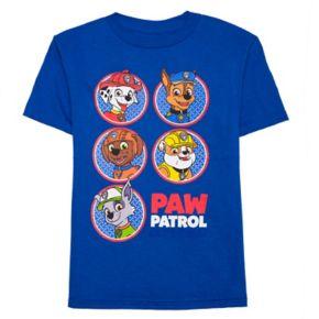 Boys 4-7 Paw Patrol Marshall, Chase & Skye Graphic Tee