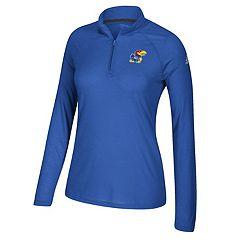 Women's adidas Kansas Jayhawks Ultimate Pullover