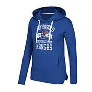 Women's adidas Kansas Jayhawks Banner Hoodie