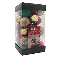 SONOMA Goods for Life™ Ornament Christmas Vase Filler 38-piece Set