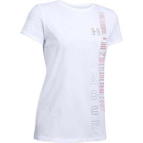 Women's Under Armour Logo Graphic Running Tee