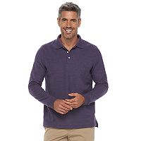 Men's Croft & Barrow® Classic-Fit Stretch Pique Polo