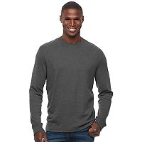 Men's Croft & Barrow® Classic-Fit Stretch Performance Crewneck Tee